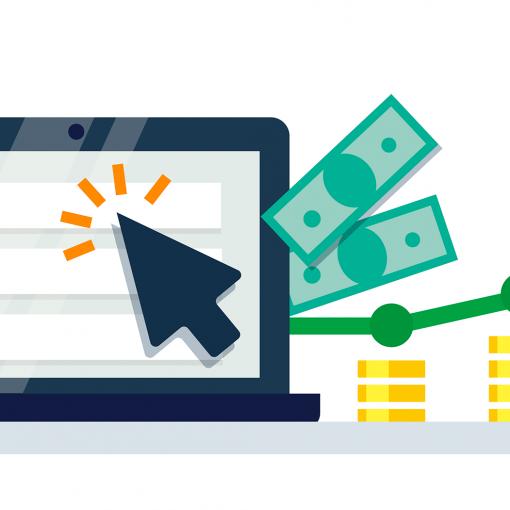 Монетизиране на Уеб сайт